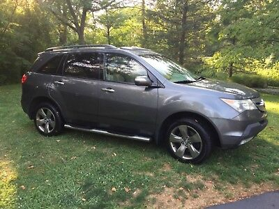 2007 Acura MDX  2007 Acura MDX Technology PKG, Loaded! Towing PKG No Reserve!