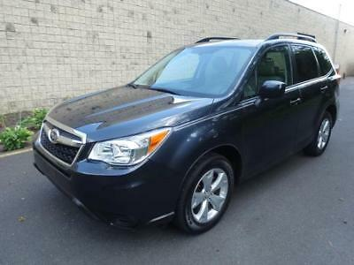 2015 Subaru Forester 2.5i Premium AWD 2015 Subaru Forester 2.5i Premium PANORAMIC ROOF HEATED SEATS LIKE NEW! AWD