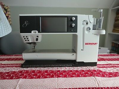 Bernina 830 Sewing  & Embroidery Machine plus Extras