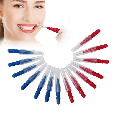 CVS WIDE SPACES Interdental Mint Flossing Brushes Lot of 96