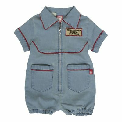 Rock Your Baby Chambray Romper No. 2