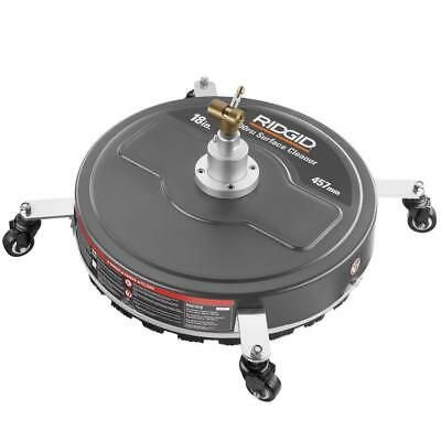RIDGID 18 in. 4200 PSI Quick Connect Surface Cleaner for Gas Pressure Washers