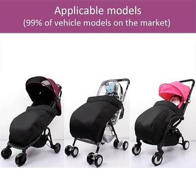 Windproof Baby Stroller Foot Muff Buggy Pram Pushchair Snuggle Cover 60x40cm