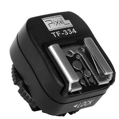 Pixel TF-334 Hot Shoe Converter for Sony MI A7/R/S II convert to Canon Nikon Hot