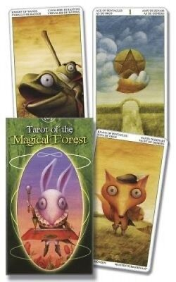Tarot of the Magical Forest [Spanish] by Lo Scarabeo.
