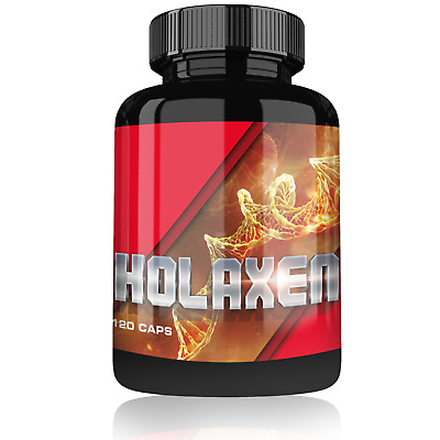 Holaxen Testostérone Booster Musculation Dosettes Testo Booster Tribulus Anabol