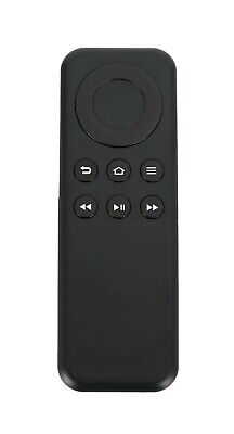 CV98LM Remote Control for Amazon Fire TV Stick Media Player and Fire TV Box