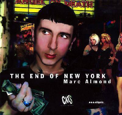 The End of New York by Almond, Marc