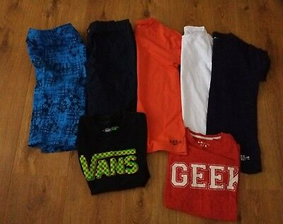 Look!! Huge Boys 8 Piece Bundle Age 11-12Yrs Incl Next And Vans!!