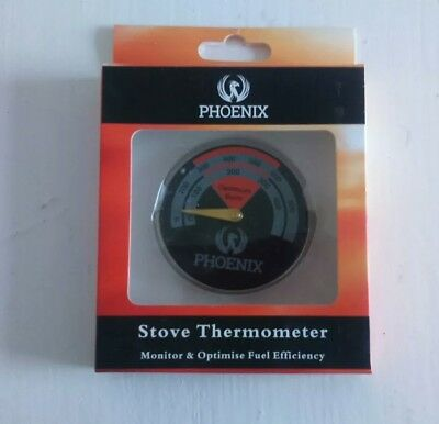 Phoenix, Magnetic Stove Thermometer, New in Box