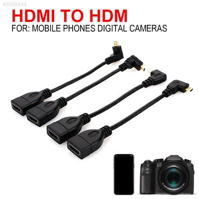 MICRO HDMI HDMI Cable Male To Female HDMI Extension Cable Connector Converter