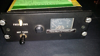 Raaf Neptune Hf Radio Antennae Control Unit - Complete With Serviceable Tag