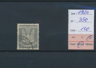 LI78799 Germany Reich 1924 airmail fine lot used cv 140 EUR