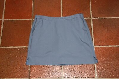 "Ping Damen Golf Rock ""Livia Skort"", Gr. US 6 / EU 38, dark citadel grey"