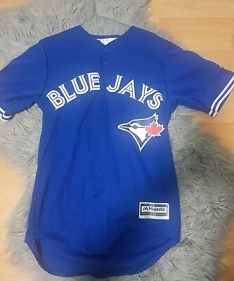 Toronto Blue Jays 40th Season Jersey Limited Edition Size Small