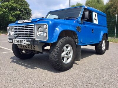 "Comp Safari Land Rover 100"" 3.5 V8 Auto"