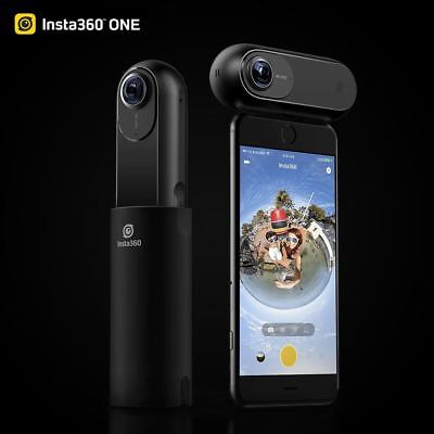 Insta360 ONE 4K 360 VR Video Action Camera Sport Camera 24MP Bullet Time 6-Axis