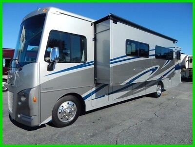 2018 Winnebago Vista LX 35F Used Class A Rv Camper Coach motorhome coach