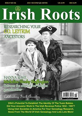 Irish Roots Magazine Issue No 106