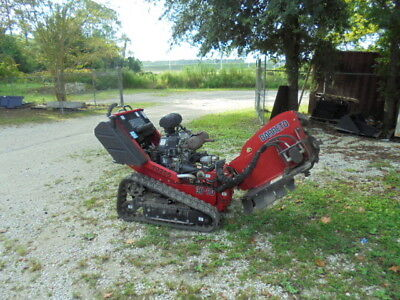Barreto 30 SG  Track Stump Grinder