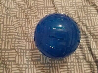Dwarf hamster mouse exercise ball