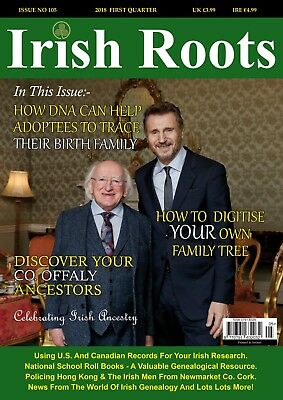 Irish Roots magazine - Issue 105