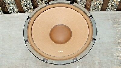 "Pioneer 12"" Woofer CS-77A  FB Cone 30-712F, looks and works great."
