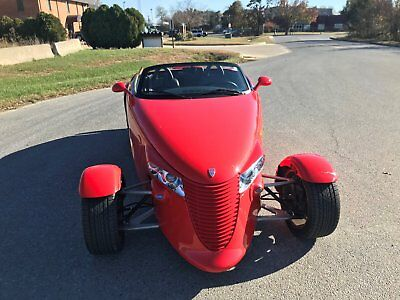 1999 Plymouth Prowler  Prowler