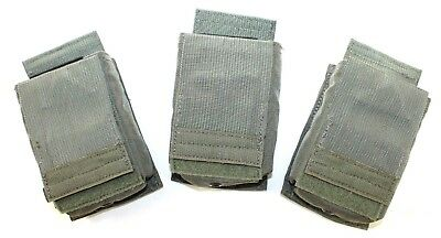 Eagle Industries RLCS Kydex Fort Bragg FB SCAR-H 7.62 Mag Pouch Ranger Green x3