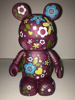 """Mickey Mouse Vinylmation 9"""" Flowers"""