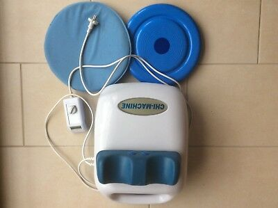 Chi-Machine, Fitness, Foot-Massager, dolphin, Entspannung Massage