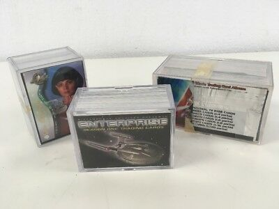 Joblot Star Trek Trading Cards Collectibles Voyager Enterprise Insurrection