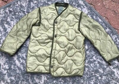 Original US Liner Cold Weather Coat für M65 Field Jacket X-small Army