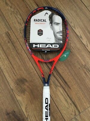 Head Radical Graphene Touch MP- Grip Size 3