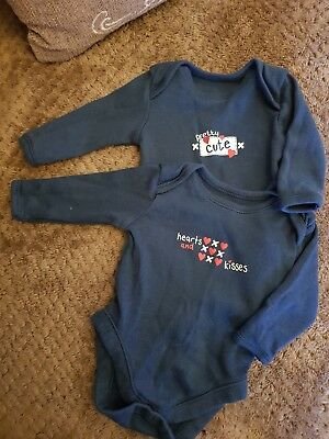 Baby bodysuits long sleeve first size