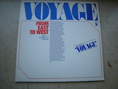 Maxi 12inch Voyage - From East to West