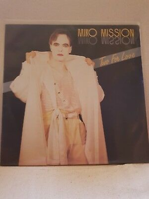 Maxi Miko Mission - Two for Love 12inch