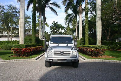 2004 Mercedes-Benz G-Class G500 AWD 4MATIC 4dr SUV 2004 Mercedes-Benz G500 * Very Low Miles * 1-Owner * All-Original * G-Wagon