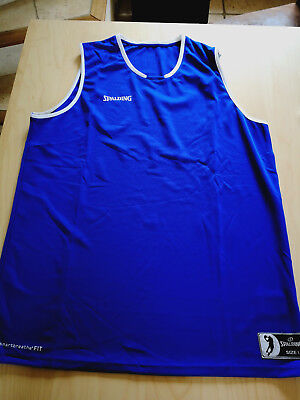 Maillot spalding Move Tank Top Taille L Bleu roy
