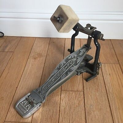 Vintage Slingerland AA Bass Drum Pedal 1950s 1960s RATROD FOR PARTS NOT WORKING