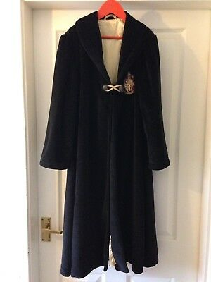 Harry Potter Gryffindor Cloak Robe M&S Age 8-10 Years Marks & Spencer