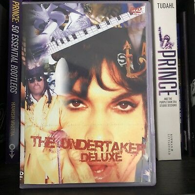 Prince The Undertaker DVD