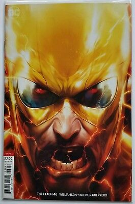Flash #46 Francesco Mattina Variant DC Comics