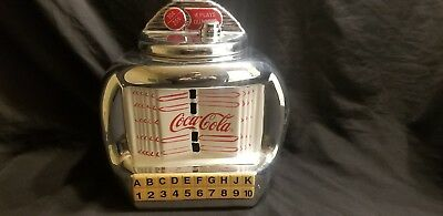 Gibson Coca Cola Cookie Jar