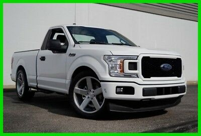 "Ford F-150 Lightning 2018 F-150 Ford Lightning 650Hp Supercharged 5.0L V8 10-Speed Auto 22"" Wheels"