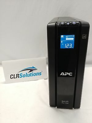 APC Back-UPS Pro 1500 BR1500G 1500VA 865W 10-Outlet LCD UPS with Batteries