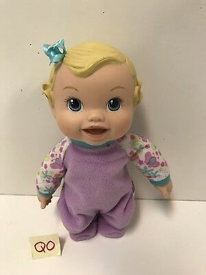 Baby Alive Bouncing Jumping Giggle Laughing Doll 12 Inch Toy