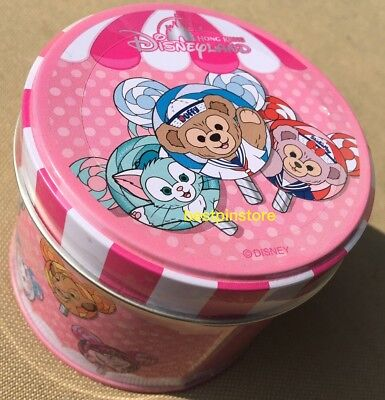 Hong Kong Disney pin - HKDL 2017 Lollipop Mystery Tin With Random Sealed 5 Pins