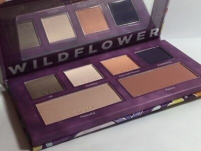 Sigma Beauty Wildflower Eyeshadow & Cheek Blush Palette Authentic