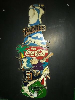 Coca Cola Pin Bottle Collection